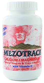 Calcium-Magnesium Plus D | mezotrace.com