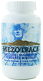 Calcium-Magnesium Powdered Minerals | mezotrace.com