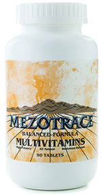 Mezotrace MultiVitamin | mezotrace.com