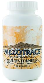 Mezotrace Multivitamin | mezotrace.com